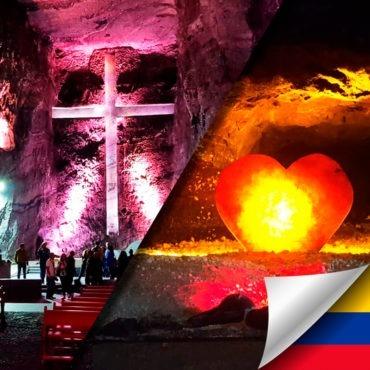 Mina de Nemocón y Catedral de Sal en Zipaquirá