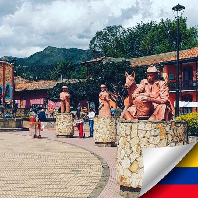 Tour Artesanias Raquira