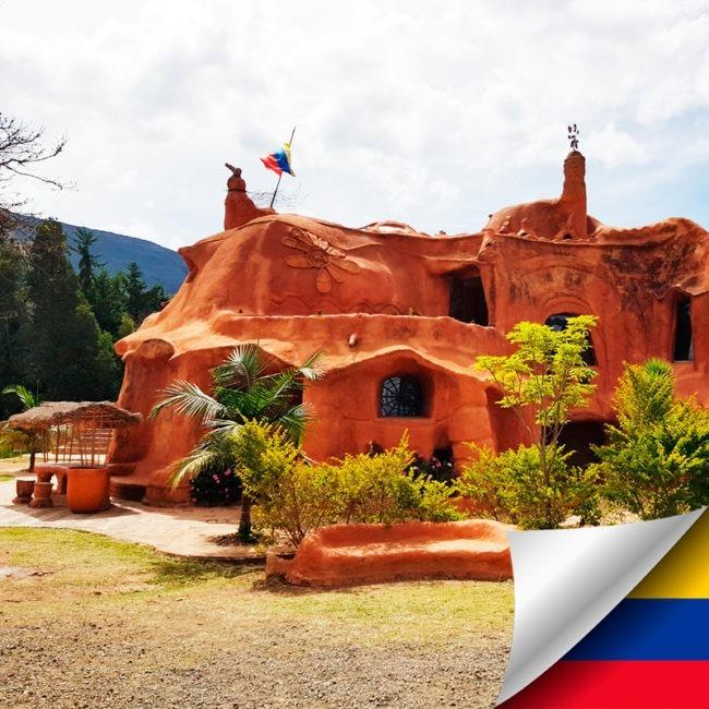 Tour Villa de Leyva Casa de Terracota