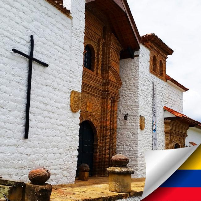 Tour Villa de Leyva Convento Santo Ecce Homo