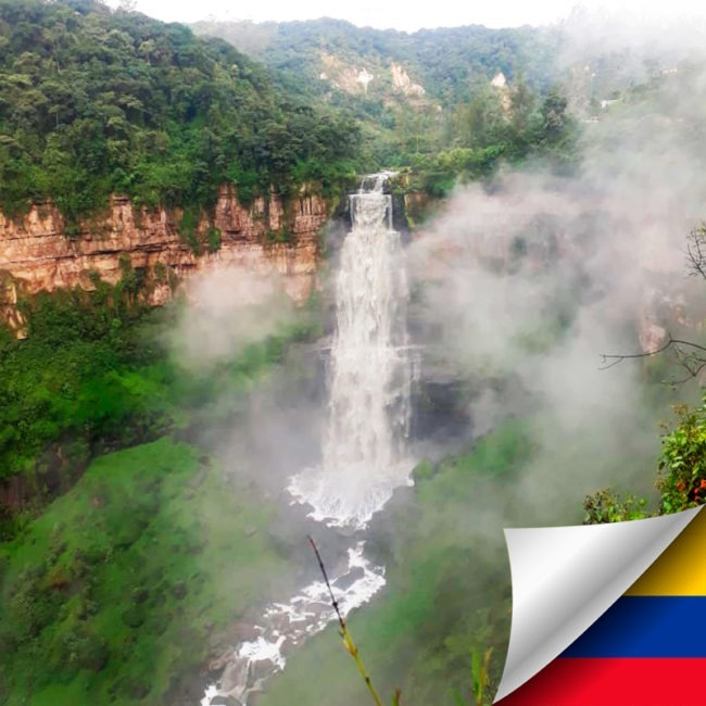 Tour Salto de Tequendama