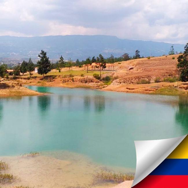 Tour Villa de Leyva Pozos Azules