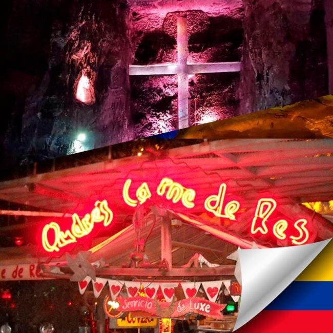 Tour a Zipaquirá y Andrés Carne de Res