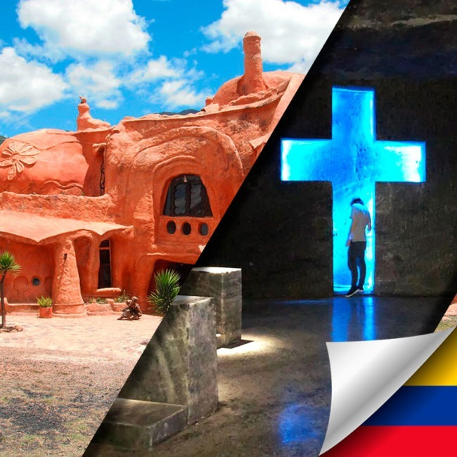 Tour a Zipaquirá y Villa de Leyva