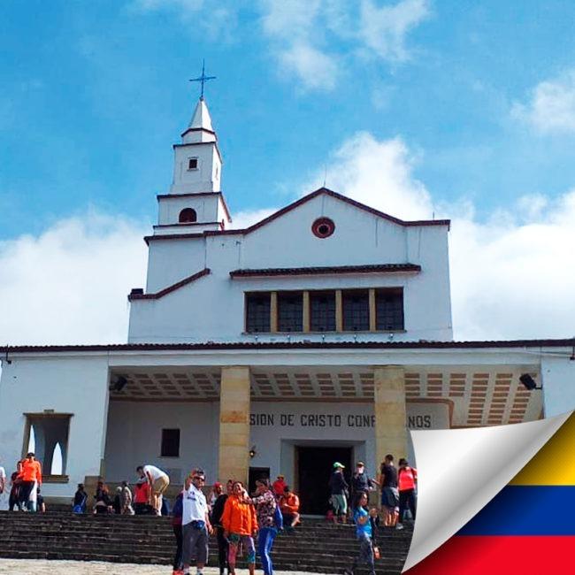 City Tour Bogotá Monserrate