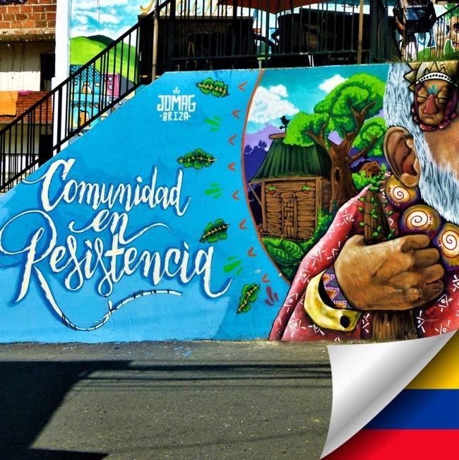 Tour Medellín Graffiti