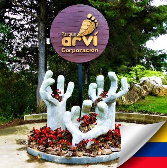 Tour Medellín Parque Arvi