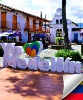 Tour Medellín Pueblito Paisa