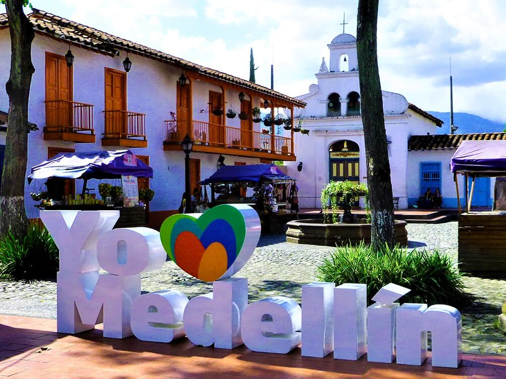 Medellín and Antioquia, the new direction!