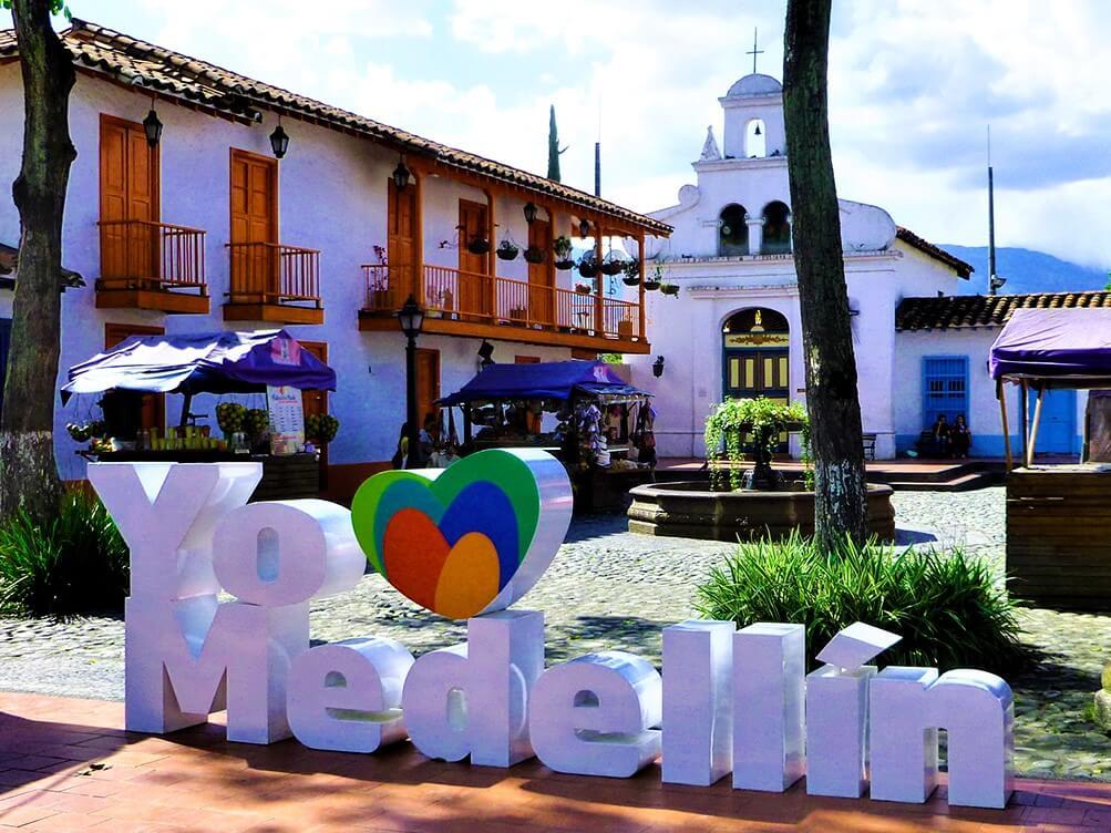 Medellín y Antioquia ¡El Nuevo Rumbo!